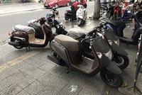 Honda Dunk 2017 - Xe tay ga không cần bằng lái, không dành cho số đông tại Việt Nam