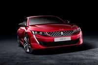 Peugeot 508 thế hệ mới cá tính hơn trước đây với