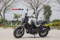 """8 mẫu mô tô tầm trung giá """"ngon"""" tại Việt Nam hiện nay"""