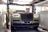 Rolls-Royce Phantom 2018 đầu tiên chuẩn bị lên đường về Việt Nam