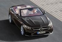 Mercedes-Benz công bố 5 xe mui trần tốt nhất