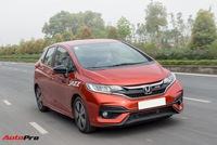 """Đánh giá Honda Jazz 2018: Lựa chọn """"vừa túi"""" cho gia đình Việt"""