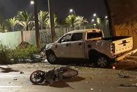 Xác định nguyên nhân ban đầu vụ xe điên tông hàng loạt xe máy ở Sài Gòn