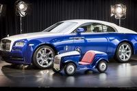 Một năm đáng nhớ của chiếc Rolls-Royce chính hãng nhỏ nhất thế giới