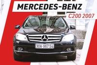 """Người dùng đánh giá Mercedes-Benz C-Class hơn 10 năm tuổi: """"Đừng nghe lời đồn truyền miệng"""""""