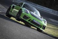 Porsche 911 GT3 RS 2018 giá 14 tỷ lập kỷ lục mới tại trường đua 'địa ngục xanh'