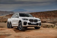 BMW X5 hóa bán tải 6 bánh sẽ như thế nào?