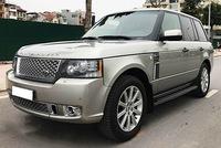 Range Rover Sport Supercharged có giá chưa tới 2 tỷ đồng sau 4 vạn km
