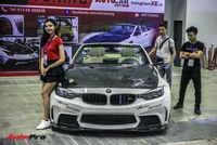 Đại gia sở hữu siêu xe Lamborghini Aventador đắt nhất Việt Nam độ Liberty Walk hầm hố cho BMW 4-Series mui trần