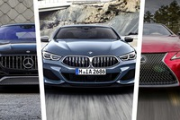 BMW 8-Series vs Mercedes-Benz S-Class vs Lexus LC: Thiết kế nào đáng tiền nhất?
