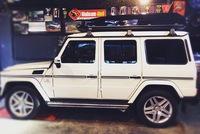 Mercedes-Benz G63 AMG của ông chủ cà phê Trung Nguyên được độ đồ dã ngoại chuyên dụng trị giá cả trăm triệu đồng