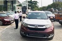 Toyota Camry 2019 bắt đầu chạy thử tại Thái Lan - ảnh 5