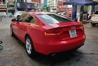 Sau 5 năm sử dụng, Audi A5 Sportback của hotgirl Việt có giá rẻ hơn tới hơn 800 triệu đồng