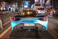 Đại gia Sài Gòn đổi màu hàng độc Ferrari 488 SVR