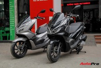 Chi tiết Honda PCX 125/150 2018 tại đại lý, giá từ 56,5 triệu đồng