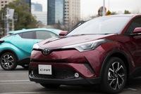 Toyota C-HR vừa về Việt Nam là crossover bán nhạy nhất tại Nhật Bản