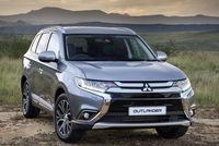 Chiều nay, Mitsubishi Outlander lắp ráp đầu tiên xuất xưởng