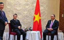 """Được Thủ tướng tiếp, Chủ tịch Tập đoàn Tân Việt cho biết """"xe VinFast ra là Vifon mua ngay"""""""