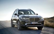 Ra mắt BMW X7 2019: Lớn như Cadillac Escalade, sang như Rolls-Royce, tham vọng lấn át Mercedes GLS