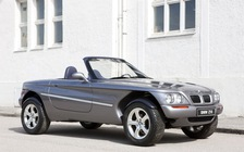 SUV mui trần đầu tiên BMW Z18: Cái kết của việc đi trước thời đại quá xa