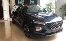 Hyundai Santa Fe thế hệ mới xuất hiện tại Hà Nội trước thời điểm ra mắt