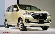 Toyota Avanza - Đàn em 7 chỗ giá 537 triệu đồng của Innova