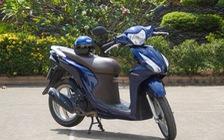 Honda Vision được nâng cấp chìa khóa thông minh, thêm nhiều màu mới và tăng giá
