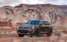 Đánh giá Kia Telluride: Đây là lý do Ford Explorer phải dè chừng 'đàn anh Sorento'
