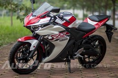 Yamaha R25 2014: Đi chơi, đi làm đều được!