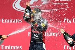 Canada GP: Ngôi vương đổi chủ