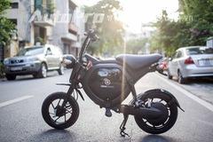 """Yamaha EC-02 - Xe nhỏ mà có """"võ"""""""