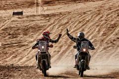 Cảm xúc dâng trào với những khoảnh khắc ấn tượng tại Dakar 2015