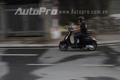 Piaggio Vespa Sprint 150: Đấu thủ đáng gờm trong phân khúc xe ga 150cc