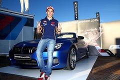 Marc Marquez được tặng hàng độc BMW M6 Convertible