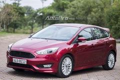 Hình ảnh chi tiết của Ford Focus EcoBoost tại Việt Nam