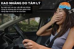 """Những con số """"biết nói"""" về sự mất tập trung khi lái xe"""