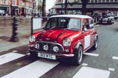 Mini Cooper phiên bản Remastered – Khi sự cổ điển kết hợp cùng công nghệ hiện đại