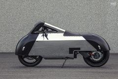 """Vectrix VX1 """"The Rocketeer"""" – Chiếc xe điện đến từ tương lai"""
