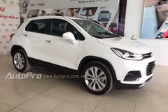 Đối thủ Ford Ecosport - Chevrolet Trax về Việt Nam giá 769 triệu