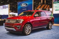 """Ngắm SUV 8 chỗ Ford Expedition 2018 """"bằng xương, bằng thịt"""""""