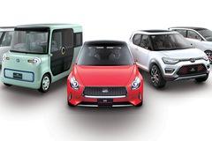 Bộ ba xe mới ấn tượng sẽ ra mắt trong tháng này của Daihatsu