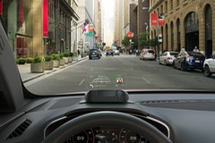 Vì sao màn hình HUD trên xe hơi sẽ trở thành xu hướng?