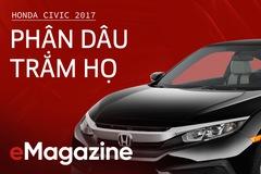 HONDA CIVIC 2017 - PHẬN DÂU TRĂM HỌ