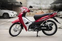 """Honda Wave Alpha 110cc - Xe máy """"quốc dân"""""""