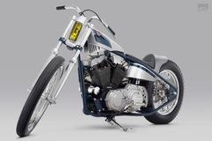 Harley-Davidson XL1200 Sportster lột xác hoàn toàn với bản độ mang tên Kuzuri