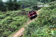 Chevrolet chia sẻ kinh nghiệm off-road: Kĩ năng chế ngự con dốc đứng (kì 3)
