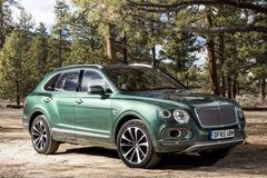 """Bentley """"đại thắng"""" trong năm 2016 nhờ thành công của SUV siêu sang Bentayga"""
