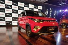 Mahindra KUV100 NXT - Crossover nhỏ gọn, giá rẻ hơn cả Honda SH300i