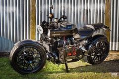 Diện kiến siêu mô tô Madboxer dùng động cơ Subaru WRX