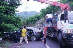 Tài xế xe 4 chỗ tử vong trong cabin sau cú tông